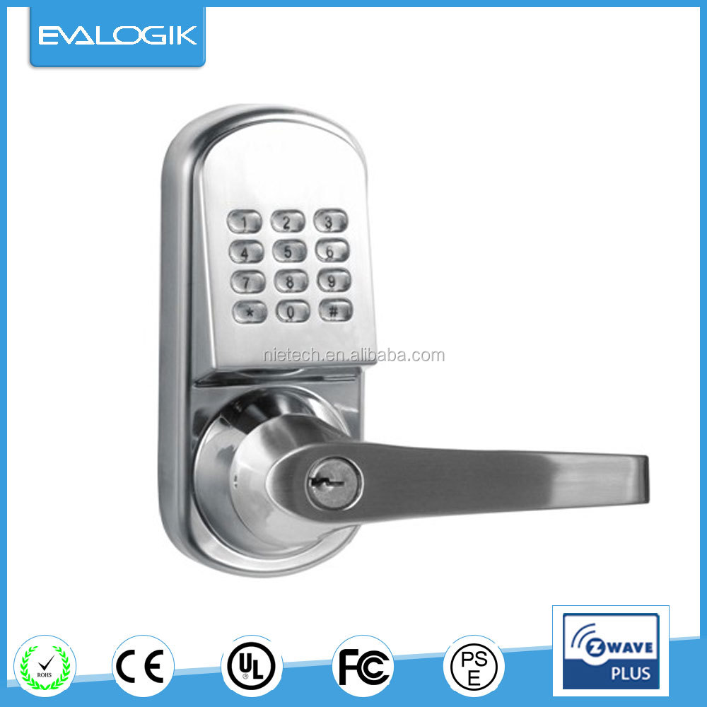Mobile , PC ,PAD Controlled Smart Door Lock