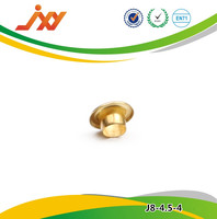 High quality metal brass eyelets and grommets for shoes handbag