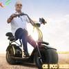 Buy Discount 60V 12AH Lithium Battery Electric Motorcycle Harley Style Motorbike 1000W