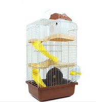 Eco-friendly& carrier pet cage for hamster