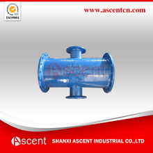 ISO2531 Cast Iron Pipe Fittings with Bitumen Coating