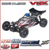 1 10 scale 4WD Nitro Powered Remote Control Cars