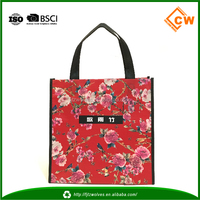 recyclable non woven laminated shopping bag
