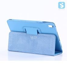For new model ipad mini 5 portable two-folding pu leather case cover