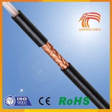 12 Years Zhejiang Lin'an Factory Copper Clad Aluminum RG59 Coaxial Cable Provide Free Samples