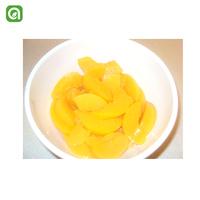 Canned Fresh Yellow Peach In Halves