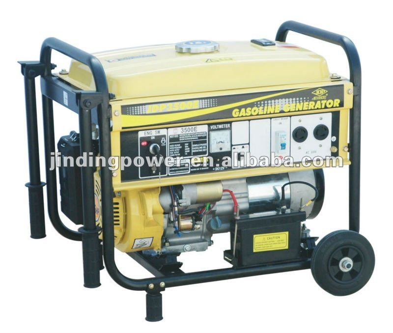 Factory price!2kw~5kw petrol generator with wheel