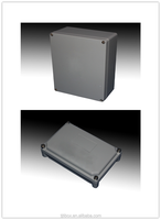 metal enclosure, die cast aluminum junction boxes Aluminum extruded shell,housing,case,enclosure