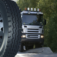 PLY18 good wear performance 11.00r20 quality chinese tires for tractors