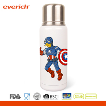 Everich custom insulated stainless steel kids water bottle 500ml