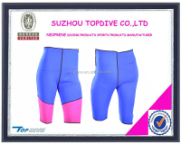 Fashion Neoprene Thigh Slimmer Shorts