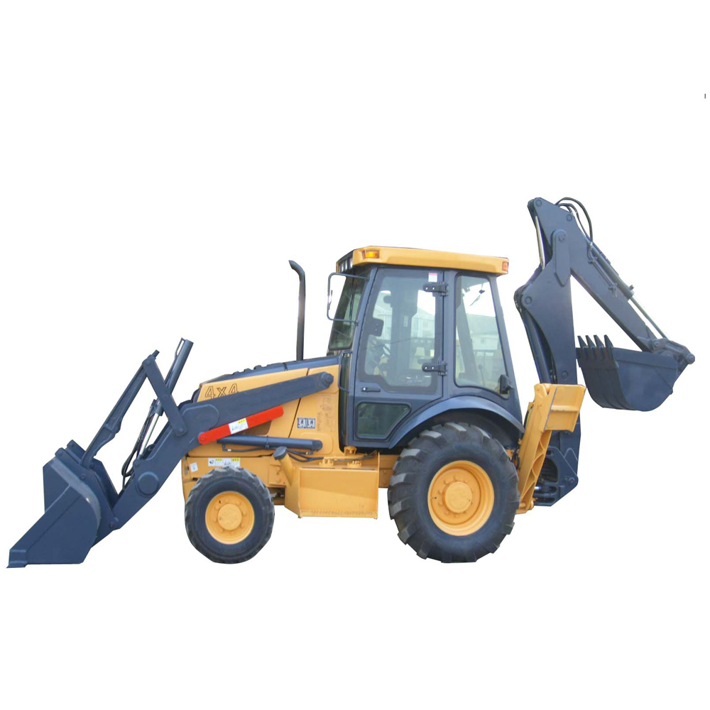 3700kg mini tractor Backhoe loader with cheap <strong>price</strong>