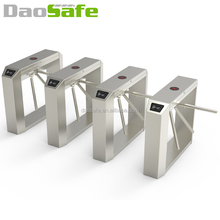 Smart Door Access Control System ESD Biometric Tripod Turnstile Barrier