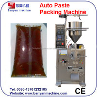 shangahi Vertical barbeque sauce/viscous liquids packaging machinery