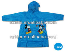 100% Kids Knitted Rain Children Poncho Pattern