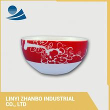 Beautiful Cheap White Porcelain Ceramic Rice Bowl