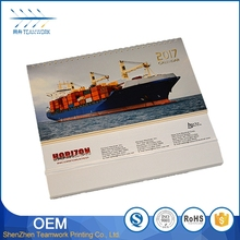 Different types wholesale custom calendar printing