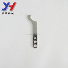 Hot sale customized OEM stamping Hook Tube spanner wrench