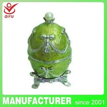 Made in china faberge egg and gift QF312