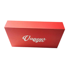custom paper storage box for beauty box decorative, Healthy food box