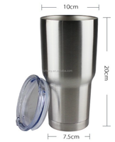 Discount Promo For New Rambler Tumbler 30 Ounce with Poof Lids Rambler Tumbler Stainless Steel, 30 oz
