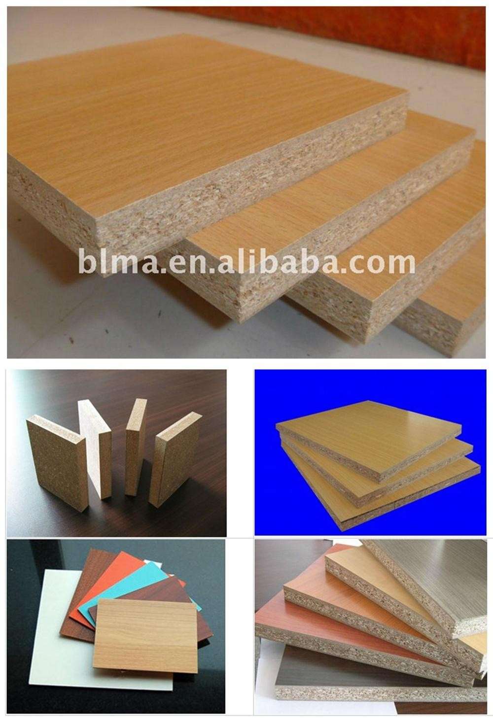 melamine particle board raw particleboard chipboard