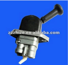 high quality WABCO 9617231020 hand brake valve /bus parts