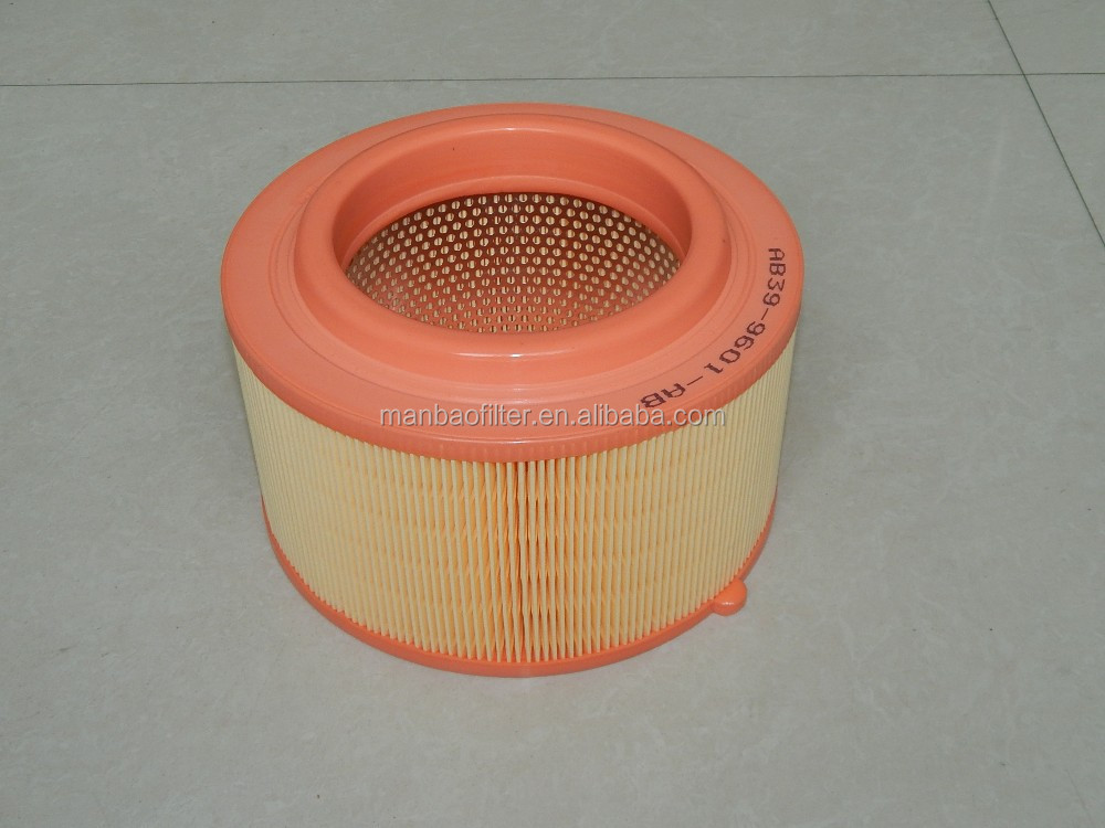 customize Air Filter oem number (AB39-9061-AB) ,PU /super filter paper Apply for Ford Cars