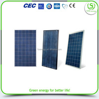 China-made bottom price 100w amorphous silicon solar panel
