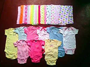 Branded baby Rompers