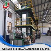 china cheap asphalt roofing sheet building material roll forming machine supplier