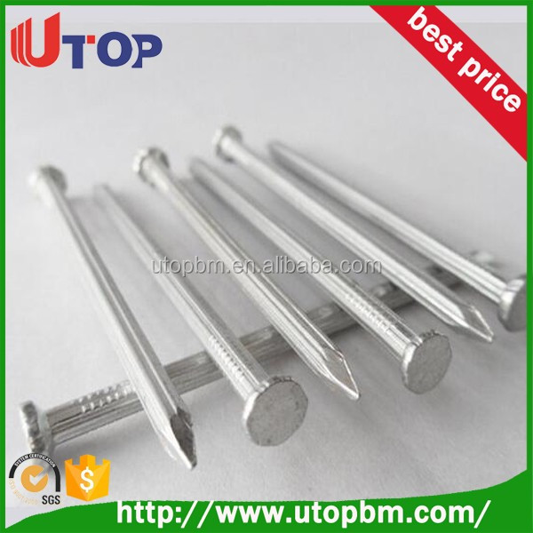 Hardened Galvanized common steel nails