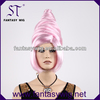 ST 10 years factory producing ice-cream style pink cosplay wigs not expensive