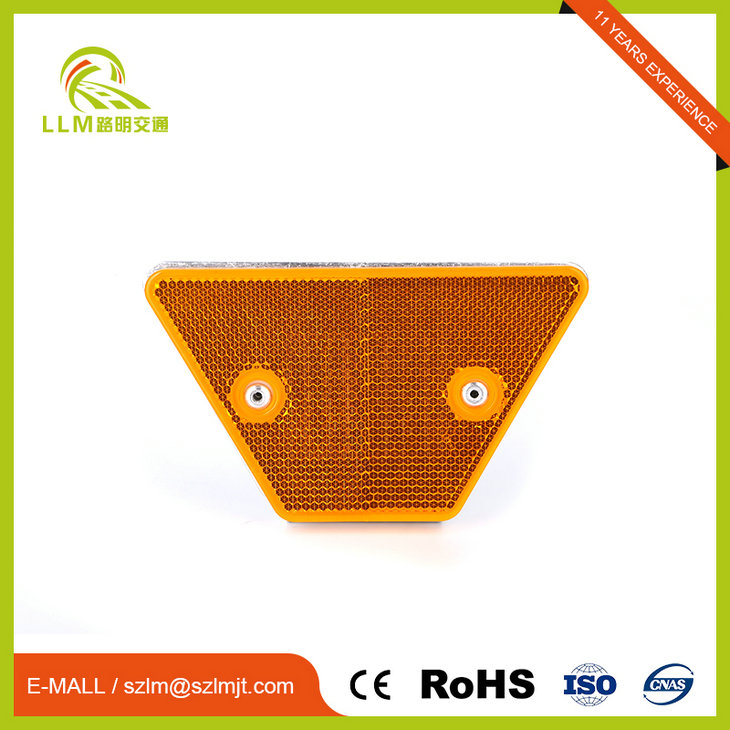 Guardrail Reflective Signs Traffic Reflector,road reflective delineator,road safety reflectors