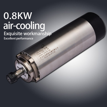 air cooling spindle with 800w