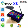 2016 New Pipo X8 Intel Z3736F Mini PC Tablet 2G 32G google iptv box with great price Dual OS MINI PC TV BOX