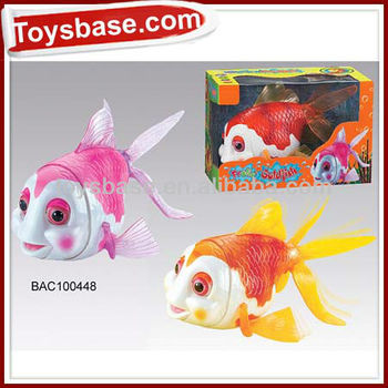 Battery operated moving fish toys buy moving fish toys for Battery operated fish