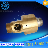 150 psi pressure compressed air rotary joint high speed air swivel joint