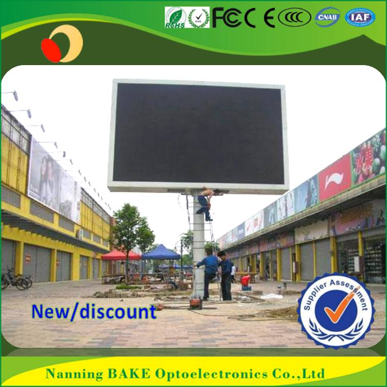 P16 full color outdoor advertising led display screen prices,led moving display board controller,outdoor led digital sign board