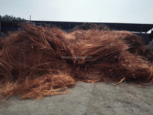 hot sale best quality bulk Pure Millberry Copper Scrap Copper Scrap 99.9%, Copper Scrap Wire