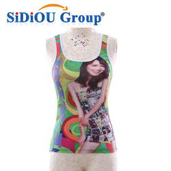New Style 3d Printing Sex Girls Photos T-Shirt