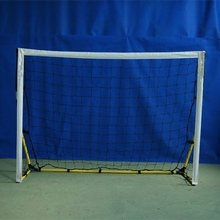 Durable Portable Aluminum Soccer Goal Post Factory Direct