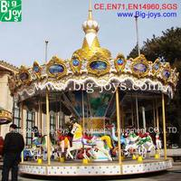 Top China fun rides equipment kids merry go rounds outdoor and indoor