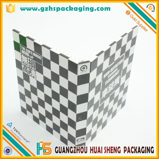 Customized decorative hot sales storage hard drive packing box