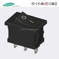 SPST LED rocker switch kcd3 switch rocker