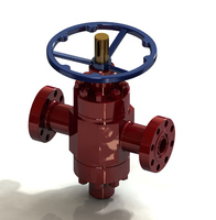 Manual Rising Stem Gate Valve