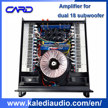 Outdoor use 1000 watt class h power circuit professional power amplifier for india