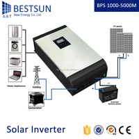 BESTSUN CE Off Grid Pure Wave Power Battery Charging 40kw Solar Inverter