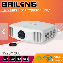 1920x1080 full hd mini led projector 3d 1080p 3lcd video projectors