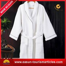 Cheap bath robe cotton print bathrobes for men microfiber sauna bathrobe